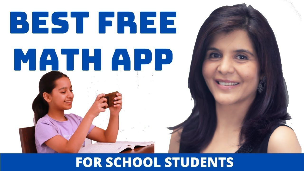 Best Free App To Solve Math Problems For Students Math Problem Solve Application Math Problem Solving Math Apps Math Problem Solver