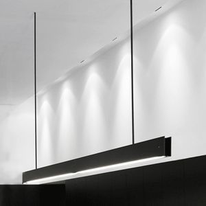 image result for black recessed suspended track lighting a82 suspended