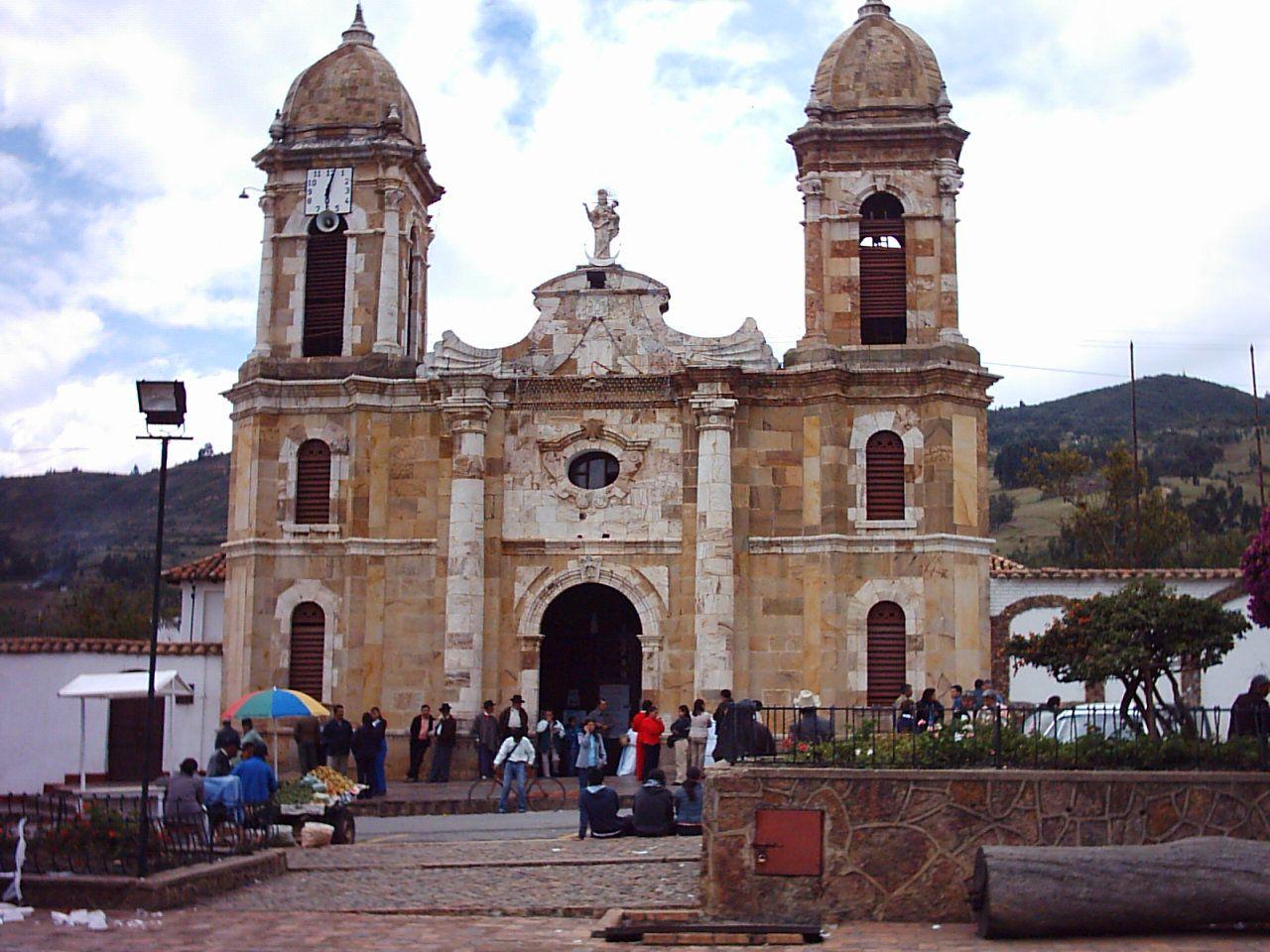 Iglesia De Bel N Boyaca Jpg Regalo Papitos Noviembre  # Muebles Rusticos Duitama Boyaca