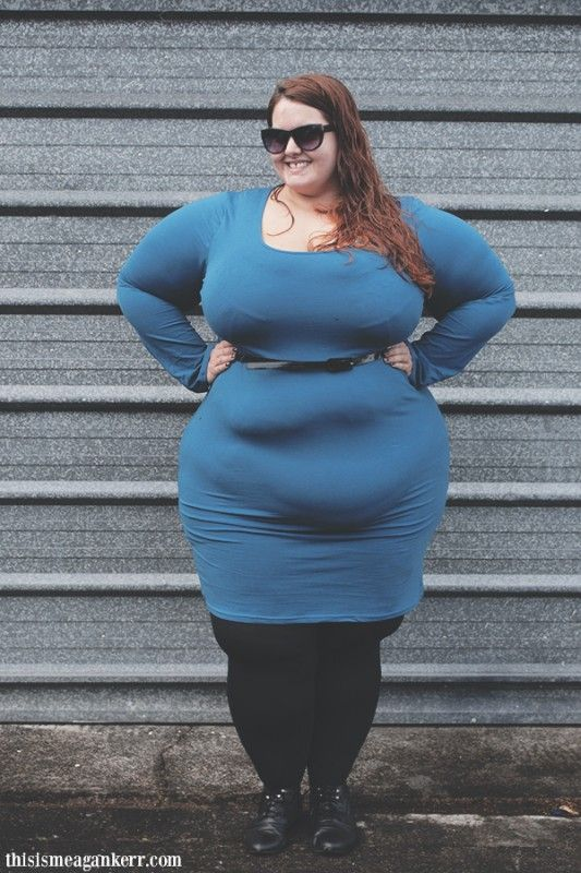 Can Plus Size Women Wear Bodycon Dresses This Is Meagan Kerr