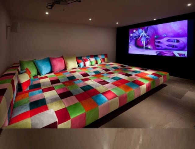 48 Basement Home Theater Design Ideas For Entertainment Basements Mesmerizing Basement Home Theater Design Ideas Property