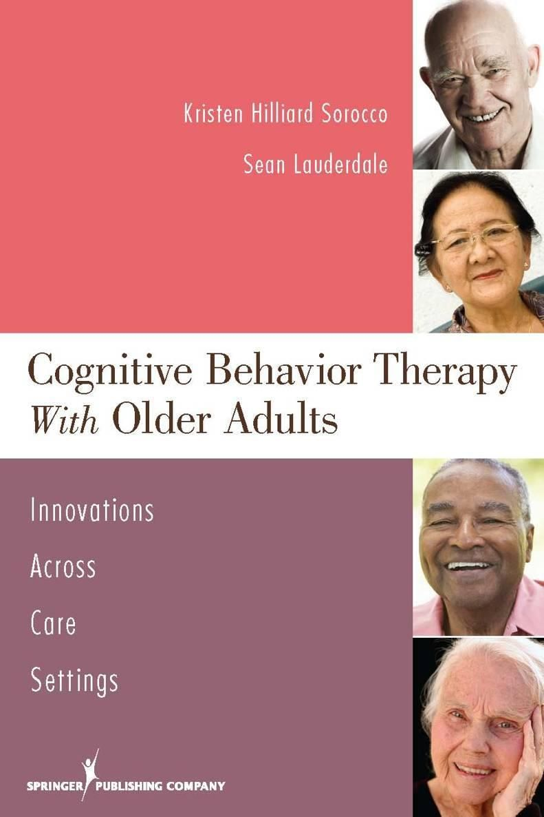Read Cognitive Behavior Therapy with Older Adults Online