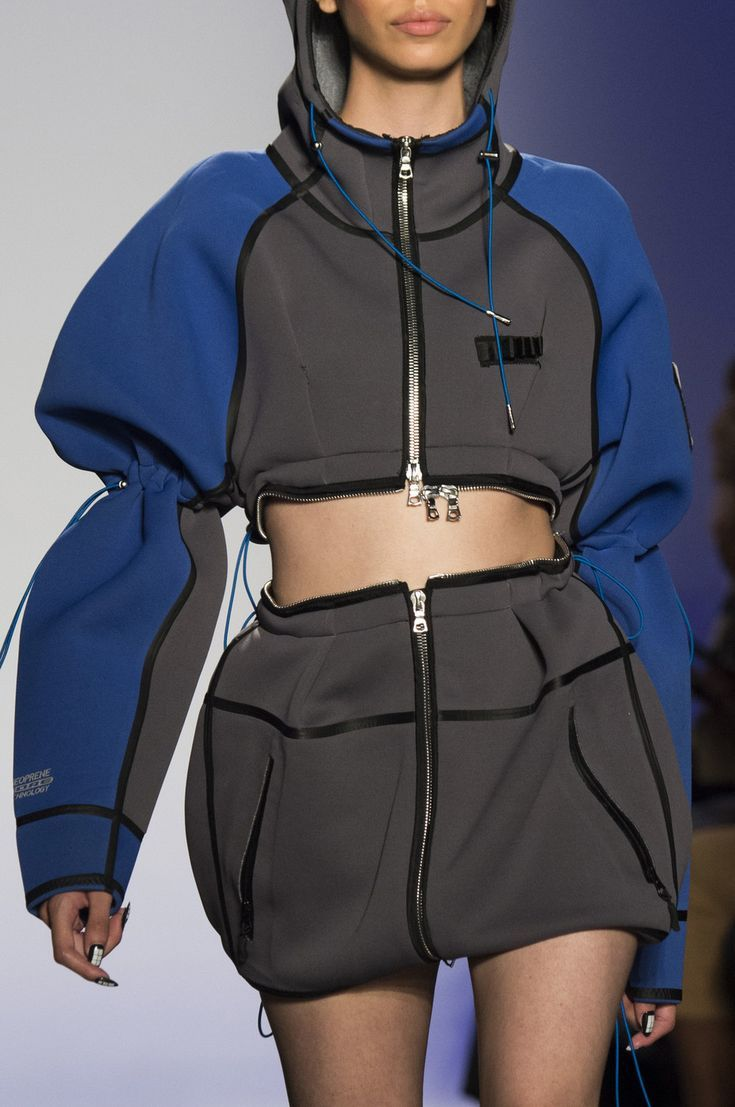 Romeo Hunte at New York Fashion Week Spring 2019