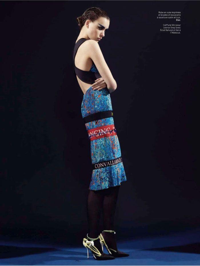 Cordelia Kuznetsova By Timur Celikdag For L'Officiel Paris February2014 - 10 Slow Living - Women's Fashion & Lifestyle News From Anne of Carversville