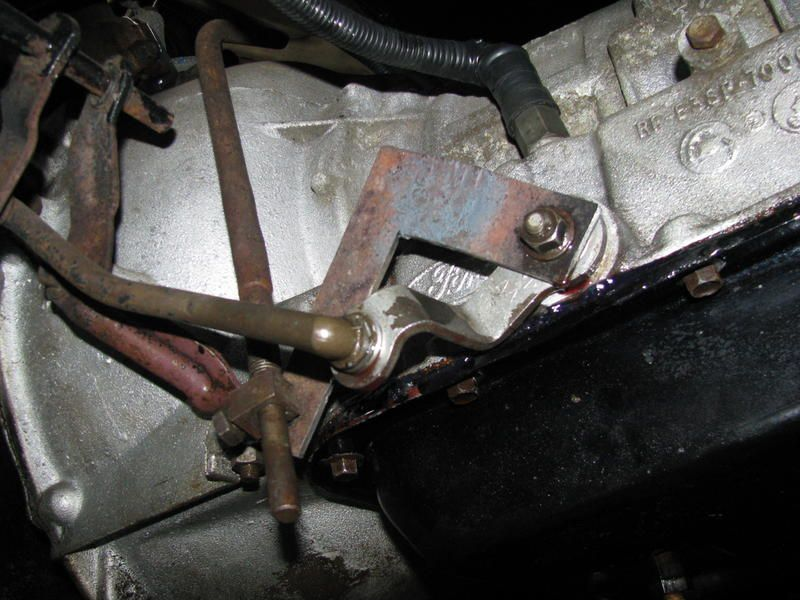 ford aod shift linkage - Google Search | Ford 4x4 | Ford 4x4