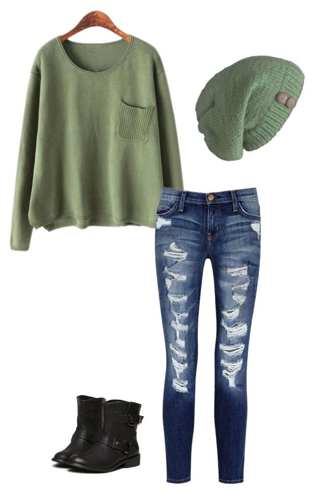 """""""Untitled #351"""" by peterpan-lover-jdb on Polyvore featuring Current/Elliott and Laundromat"""