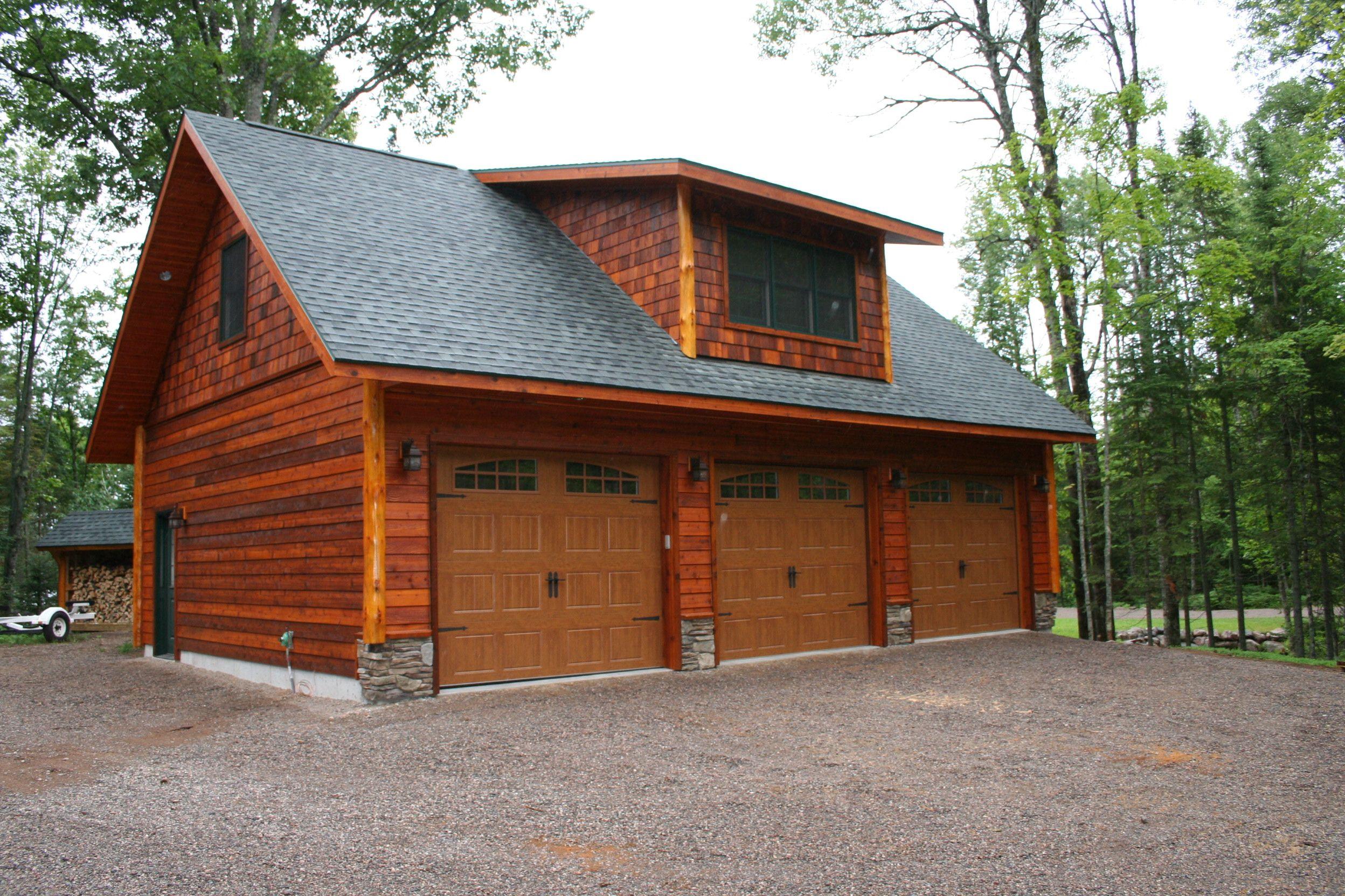 Modern Shed Roof Garage Zion Star