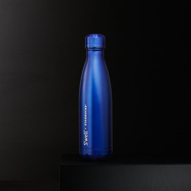 A+stainless+steel+water+bottle+from+S'well ® +and
