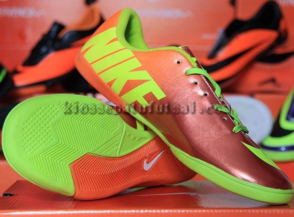 Sepatu Futsal Nike Vapor Ix Golden Red Kw Super Harga 150 000