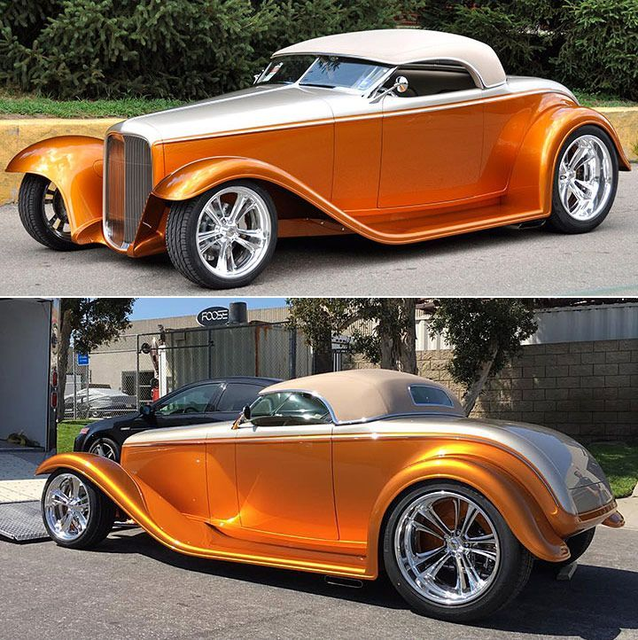 "Chip Foose '32 Ford ""Magnatude"" Muroc Roadster. One of America's Most Beautiful Street Rods,"
