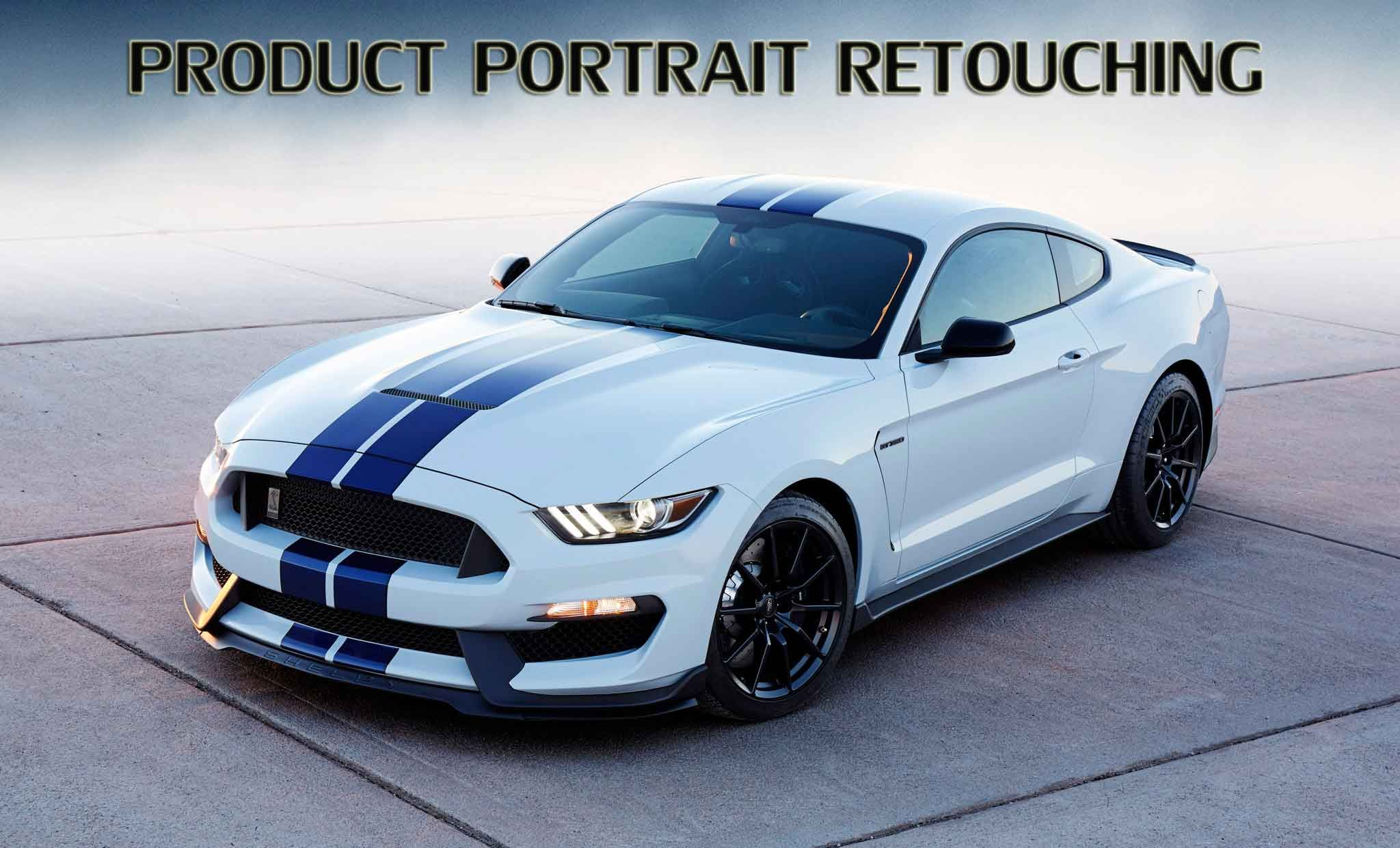 Portrait Editing Services Ford Sports Cars Ford Mustang Shelby