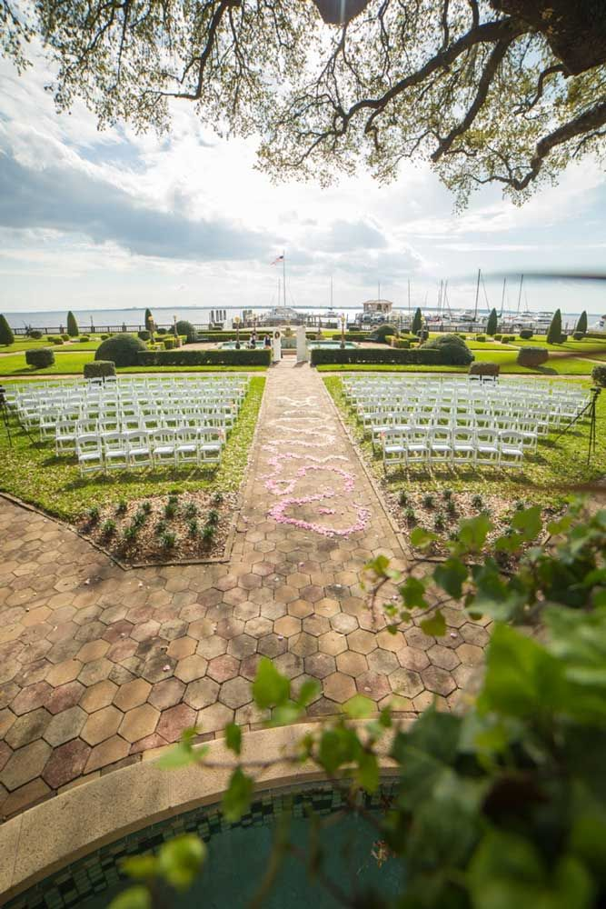 Epping Forest Yacht Club Wedding Venues In Jacksonville Fl Epping Forest Beautiful Outdoor Wedding Yacht Club Wedding
