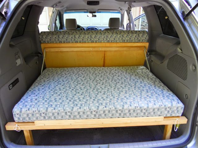 Building A Bed In A Minivan Google Search Use Couponcode