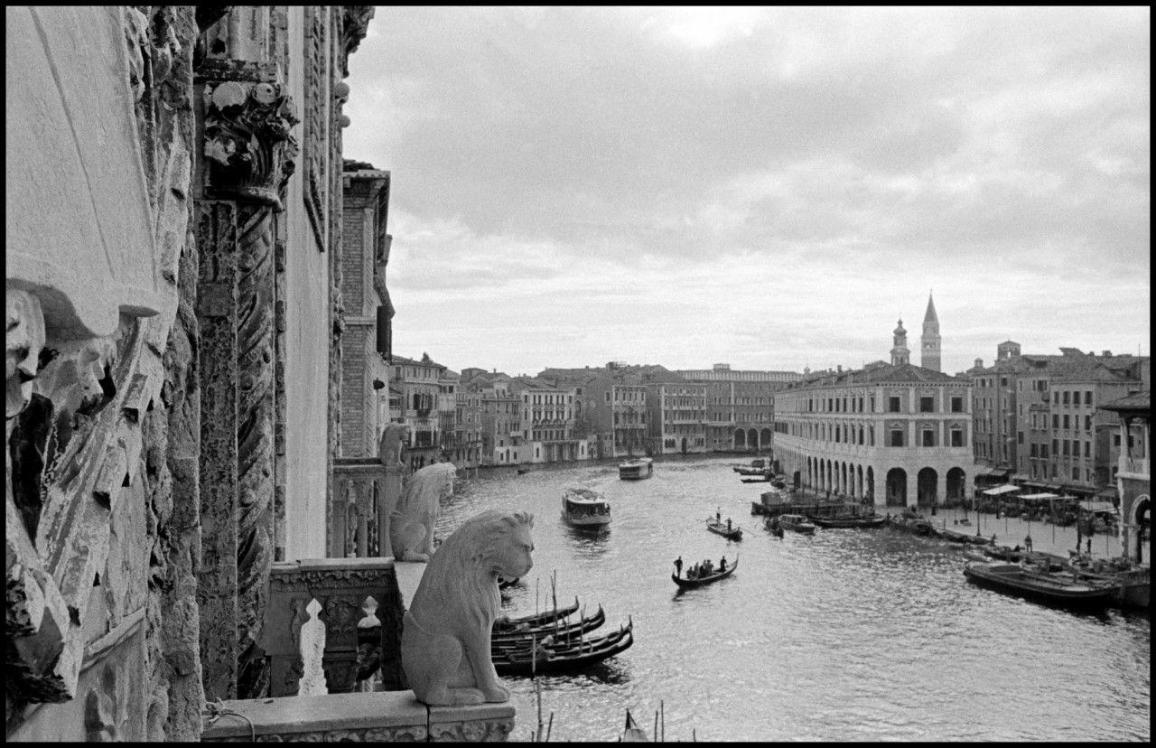 Inge Morath's Venice | Magnum Photos | Magnum photos, Inge morath, Photo