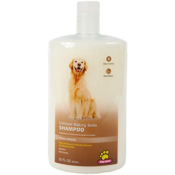 Top Paw Oatmeal Baking Soda Dog Shampoo Dog Shampoo Pet Shampoo Puppy Shampoo