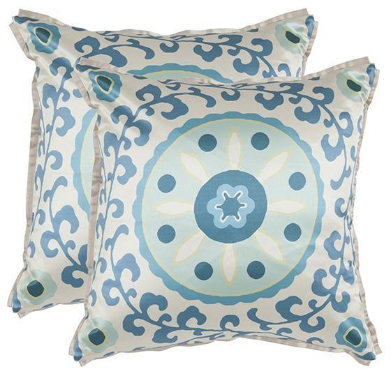 "Frida 18"" Pillows - Set of 2 - Sofa Pillow - Couch Pillow - Throw Pillow - Toss Pillows | HomeDecorators.com"