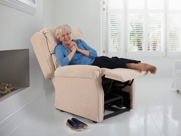 Adjustable Chairs | Dual Motor Chair The Dual Motor Action Allows The Leg  Rest And The