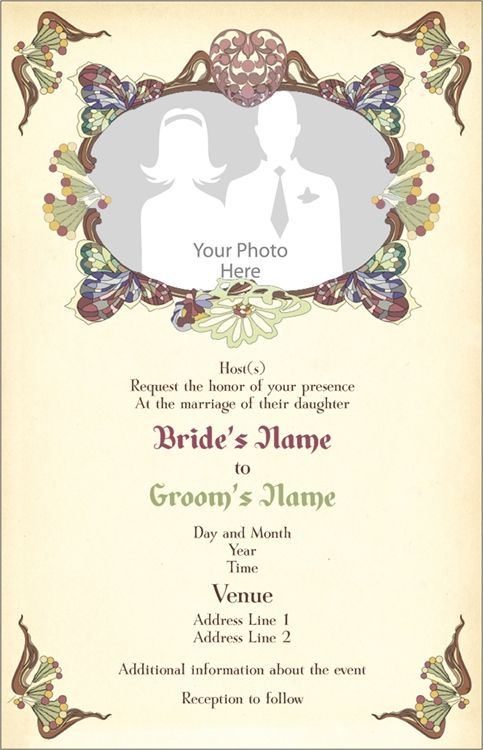 Wedding Invitations in 2019   Products   Wedding invitation