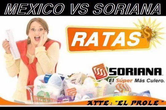 Mexico VS soriana