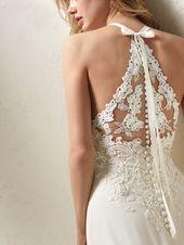 Brautmoden Kollektion 2019 - AVINIA #zivilhochzeitskleider