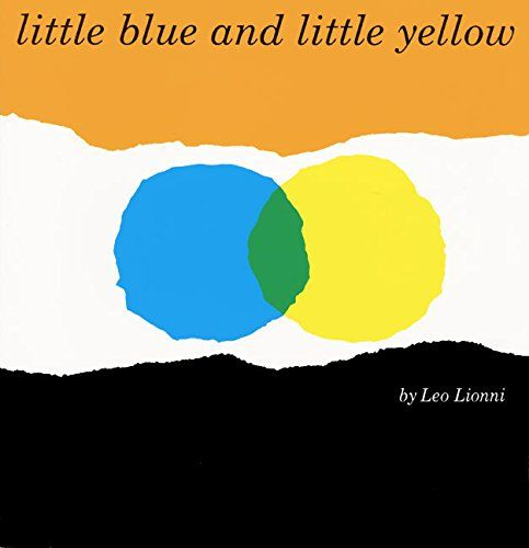 Cooking with Kids: Little Blue and Little Yellow Cookies | Leo ...
