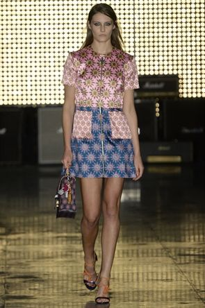 LFW House of Holland Spring / Summer 2015
