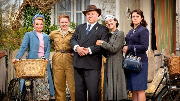 First glimpse of 'Young Hyacinth' set for September on BBC (Keeping Up Appearances prequel)
