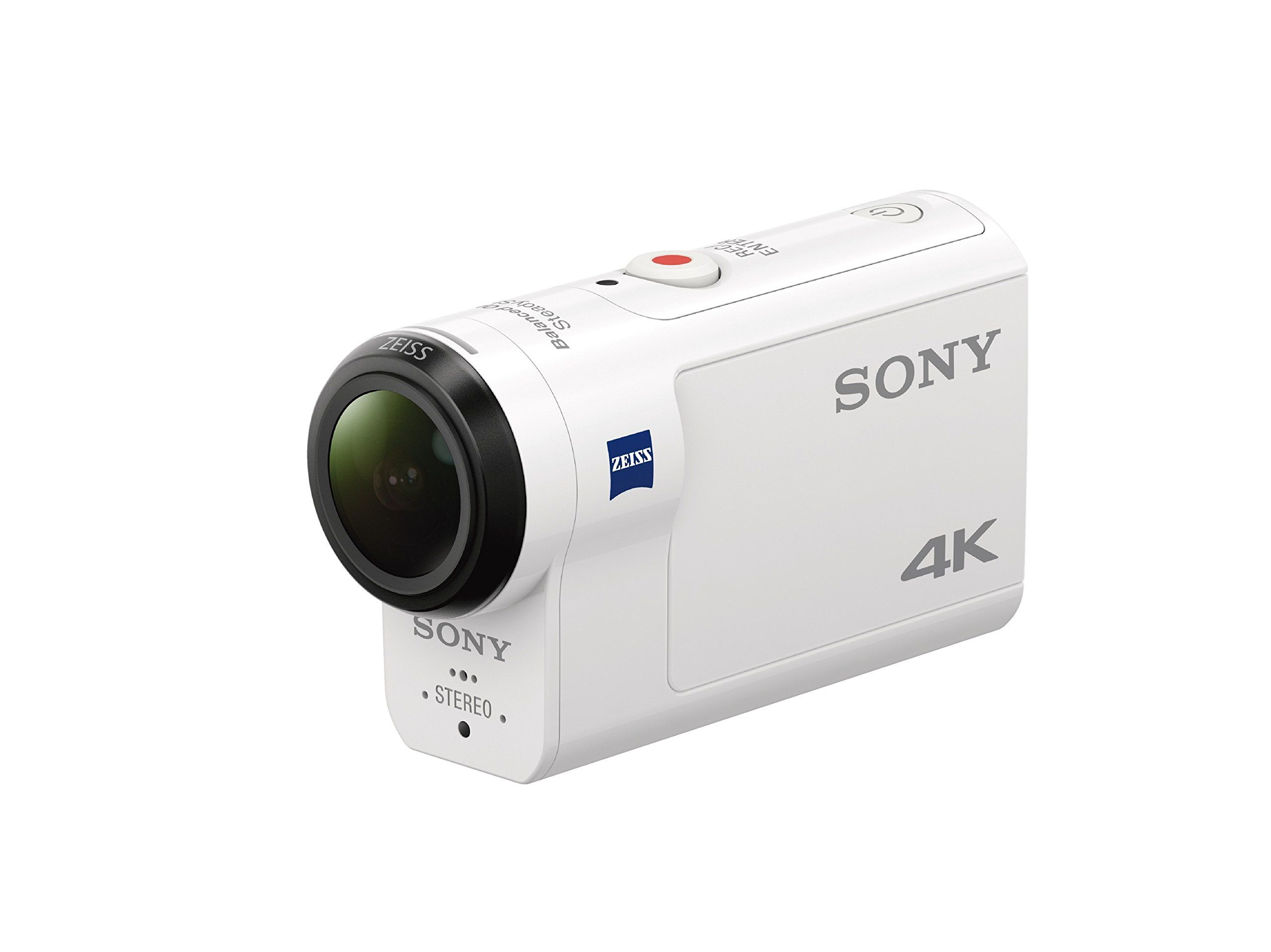 Sony digital hd video camera recorder action cam fdr x3000 white