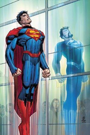 El destino del Superman de los New 52 se va revelando. Más detalles de Superman y su familia en Rebirth. ~ Mundo Superman