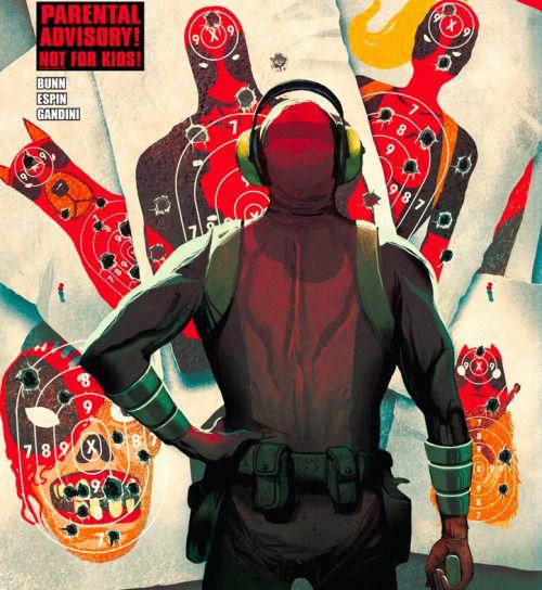Deadpool Kills Deadpool - Mike Del Mundo