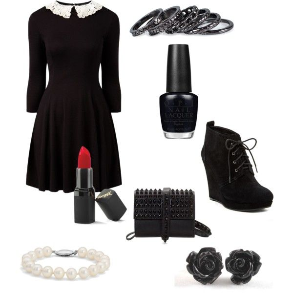 Teenager Goth Party Dresses