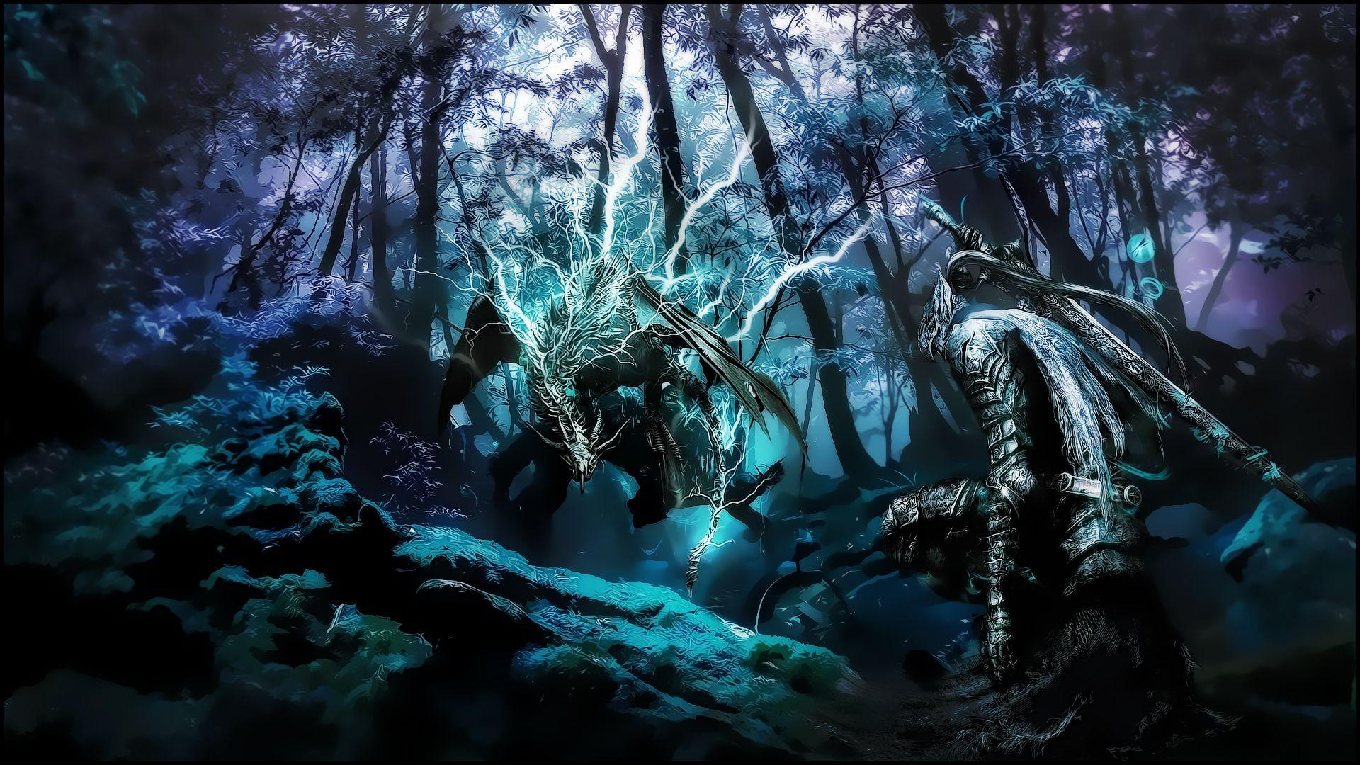 Dark Souls Sif Wallpaper Desktop ~ Sdeerwallpaper