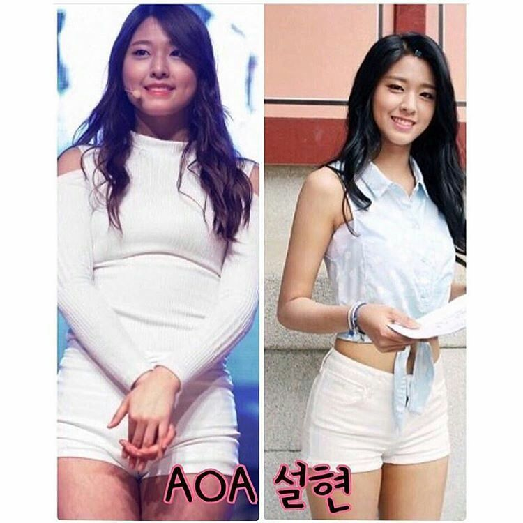 AOA Members Share Diet Secrets for Maintaining Their Figures