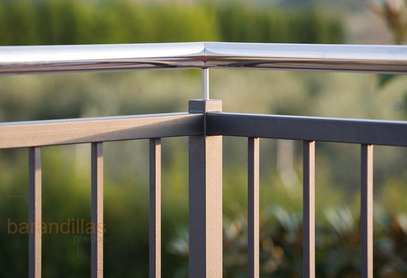 Barandillas exterior hierro h1 04 180x180 muros vallas - Barandillas de hierro ...