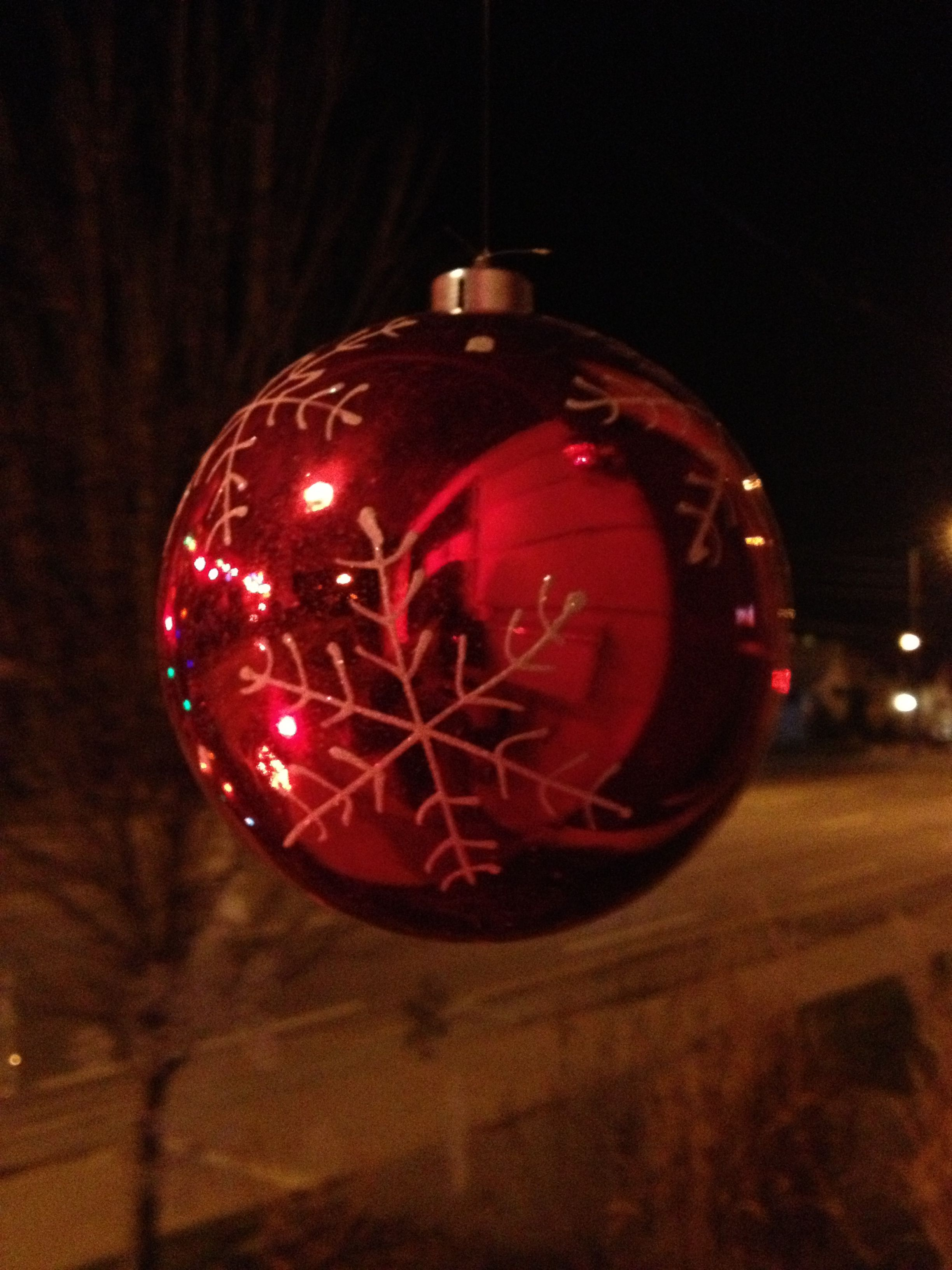Christmas balls!
