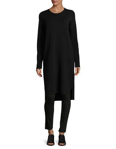 f56f68c4d4662 EILEEN FISHER Versatile Merino Wool Dress | Capsule | Wool dress ...