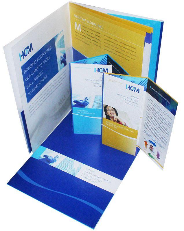 financial tri fold brochure design lightmix print graphic