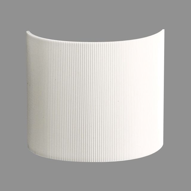 Applique Tissu Plissé H 20 60 W Blanc - CASTORAMA | deco chambre ...