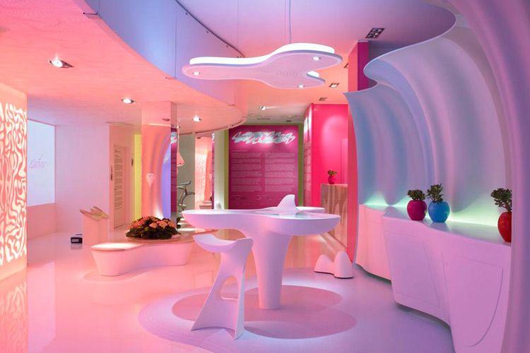 dise o de stands de corian ideas proyectos pinterest. Black Bedroom Furniture Sets. Home Design Ideas