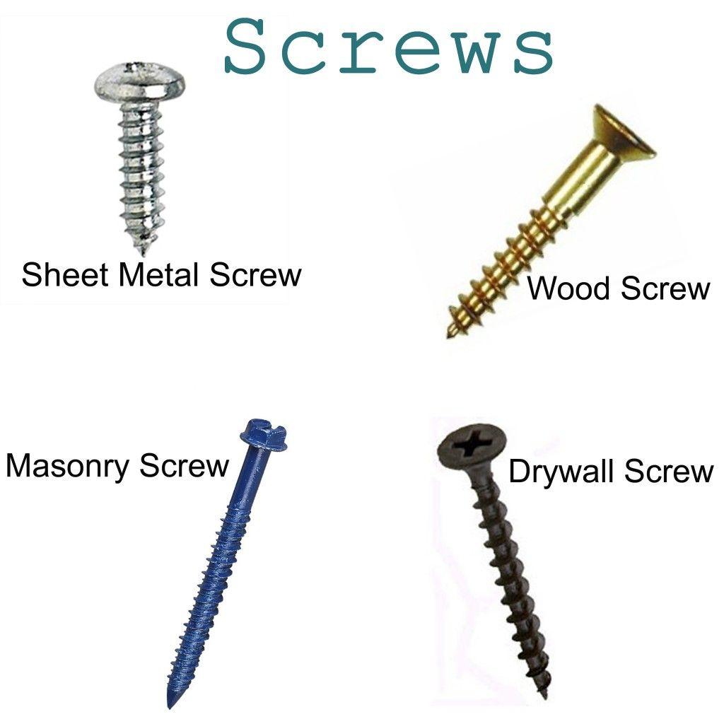 Screw Examples