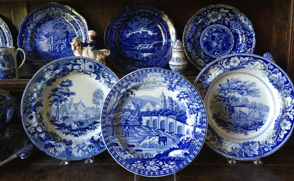 Dishy News A Transferware Blog RECOGNITION OF THE