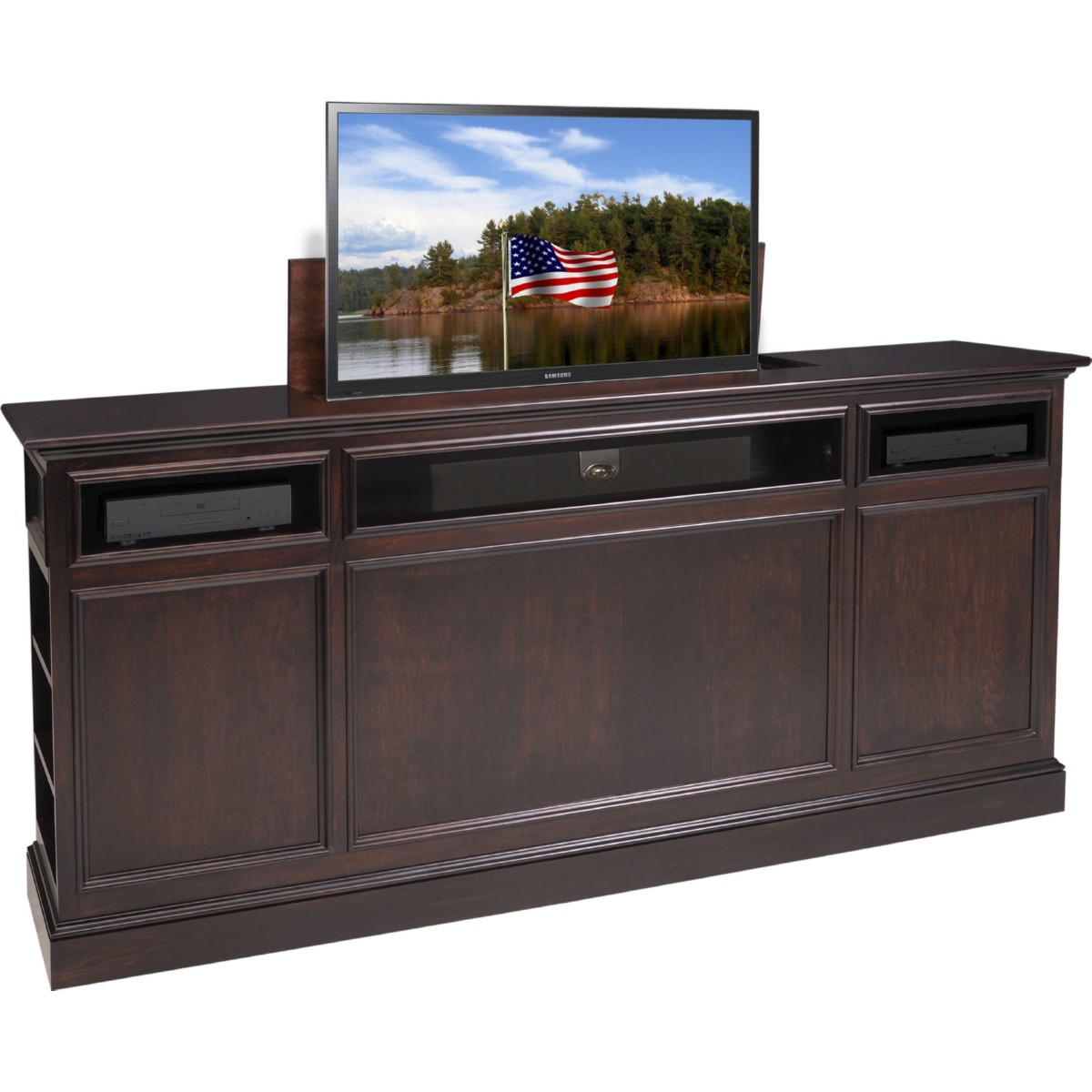 Image Result For Retractable Tv Mount