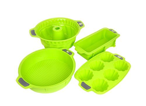 Bakeware Silicone Set Gela Cake Molds For Baking The Ideal Choice