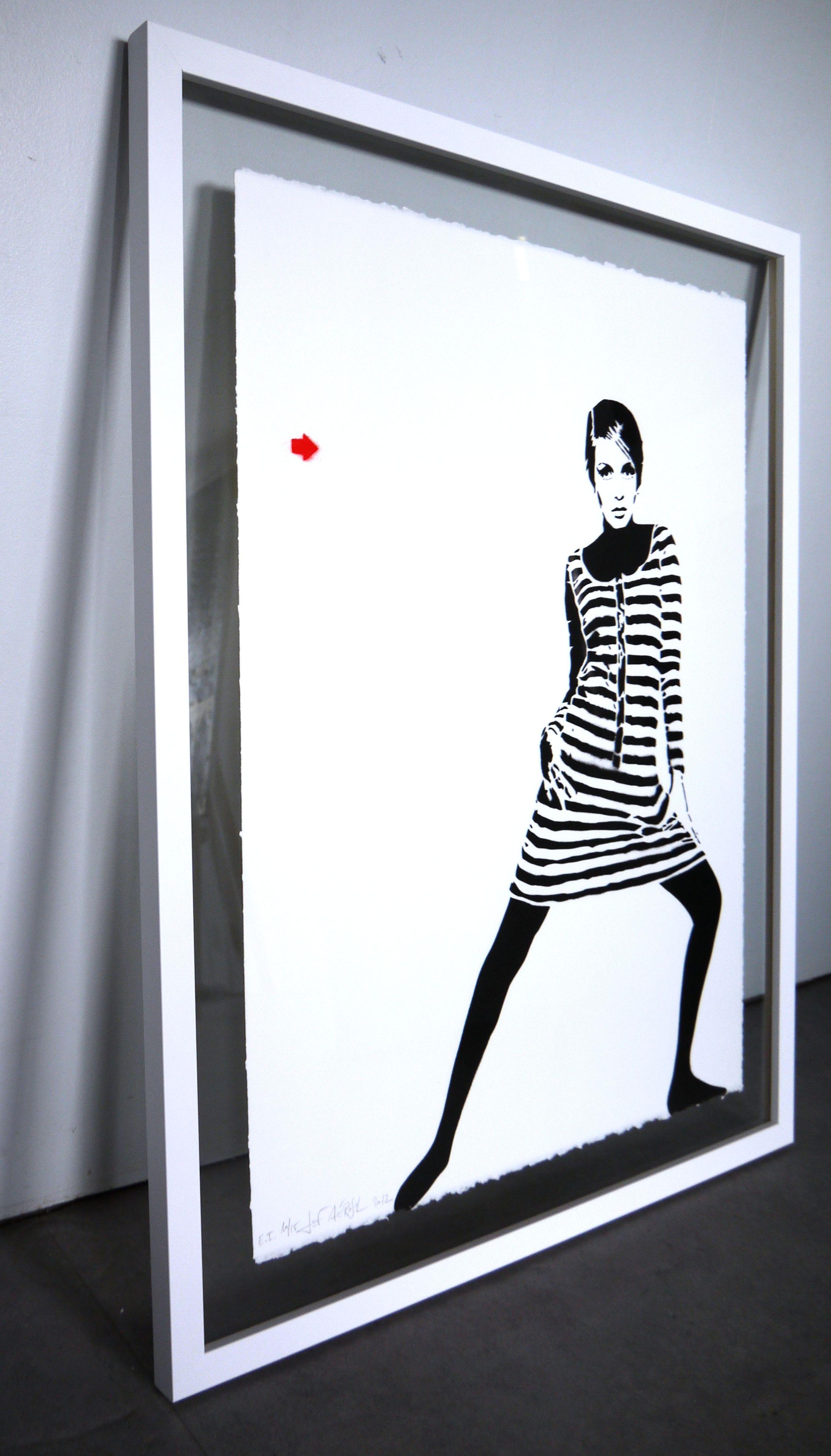 Lithographie Jef Aerol Entre 2 Verres Encadrement Realise Par Isabelle Www Atelier Encadrement Com Encadrement Artisanal S Plaque De Verre Verre Encadrement