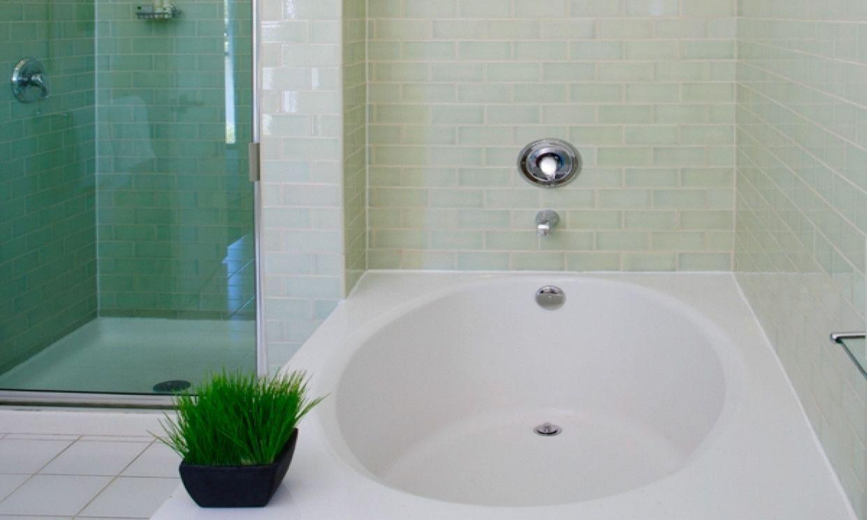 Is Deep Bathtub Shower Combo Still Relevant? | Deep bathtub, Bathtub ...
