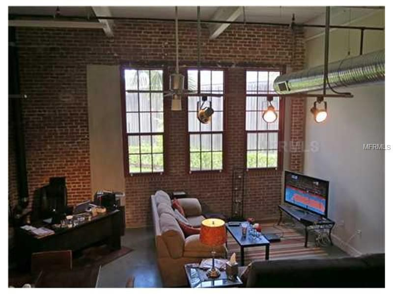 Historic Seybold Loft for Sale in Hyde Park South Tampa Tampa