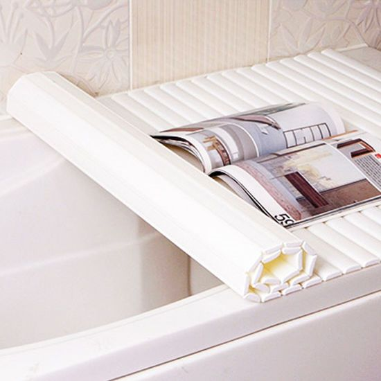 Nice SHABATH Bathtub Cover Shutter Lid 70x80cm For Foot SPA PP Material Made In  Korea Bathtub Cover