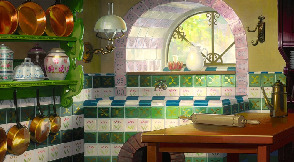CinemaMonAmour | ghibli-collector: Inside Howl's Moving ...