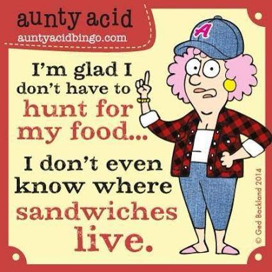 Aunty Acid - Google+