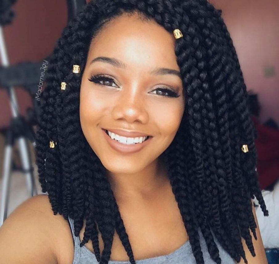 Crochet Braids Hairstyles Alluring If Nothing Else Crochet Braids Are Incredibly Sexythey Offer The
